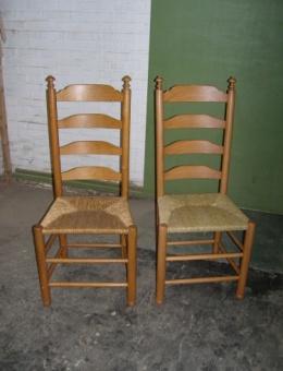 Nachbau eines Stuhls