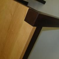 Tisch_Spiekeroog_detail